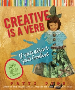Creative is a Verb book cover
